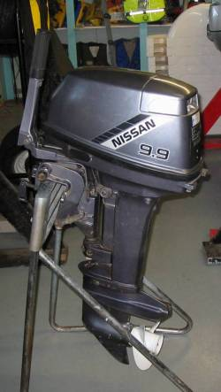1995 Nissan motor. Excellent quality motor perfect for a small boat or fishing boat. Great for trolling and reliable enough as a back up motor on a larger ...